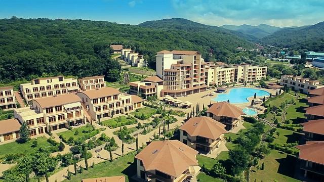 Отель & СПА «Аквамарин»