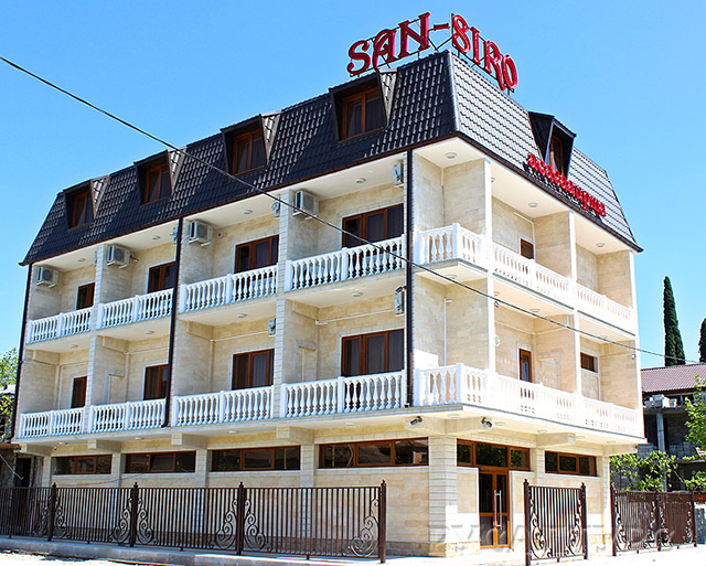 Гостиница «San-Siro»