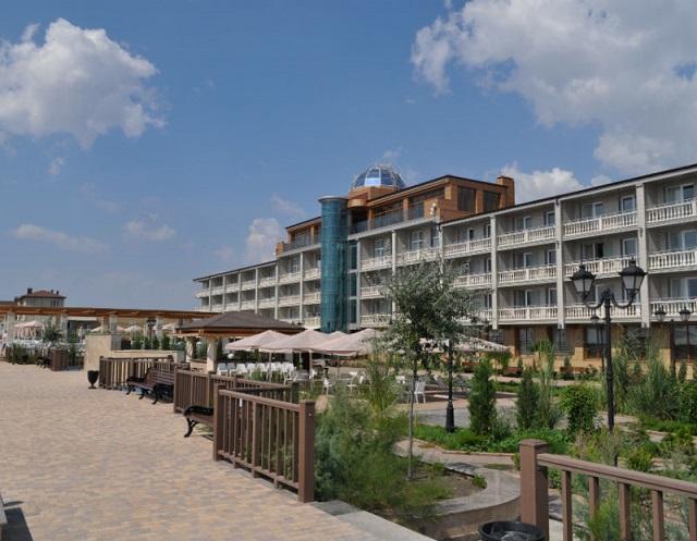 Отель «Ribera Resort & SPA»