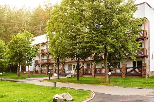 Парк-отель «Cronwell Park Яхонты Таруса»
